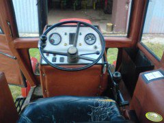 Ciągnik rolniczy Ursus C-360 - wnętrze