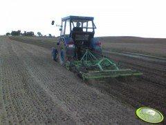 Traktor Ursus C-360 + agregat