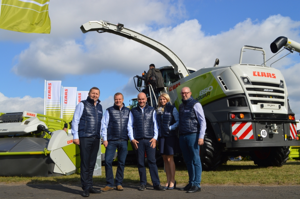 CLAAS EVENTING TOUR