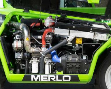 Merlo - Nowe rozwiązania!