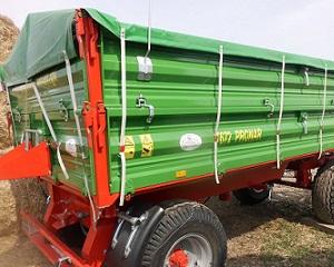 Sprzedaż przyczep rolniczych w marcu 2015 roku