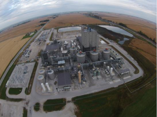 DuPont otwiera największą na świecie biorafinerię etanolu celulozowego