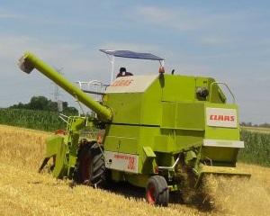 Zabezpiecz maszyny rolnicze przed zbiorami