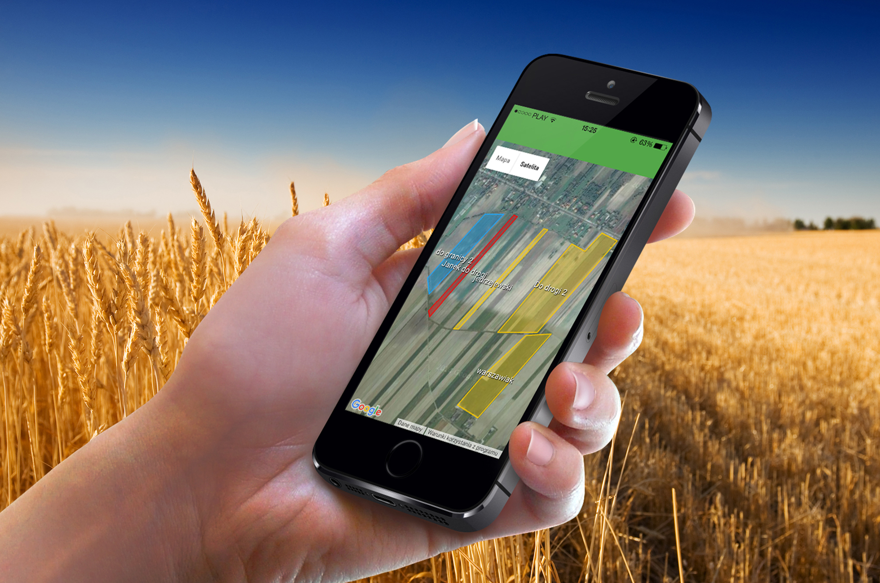 VitalFields – planowanie, organizacja i kontrola pola w zasięgu ręki