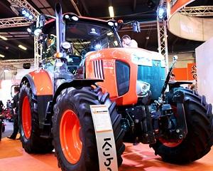 Kubota z sukcesami na targach Agrotech 2015