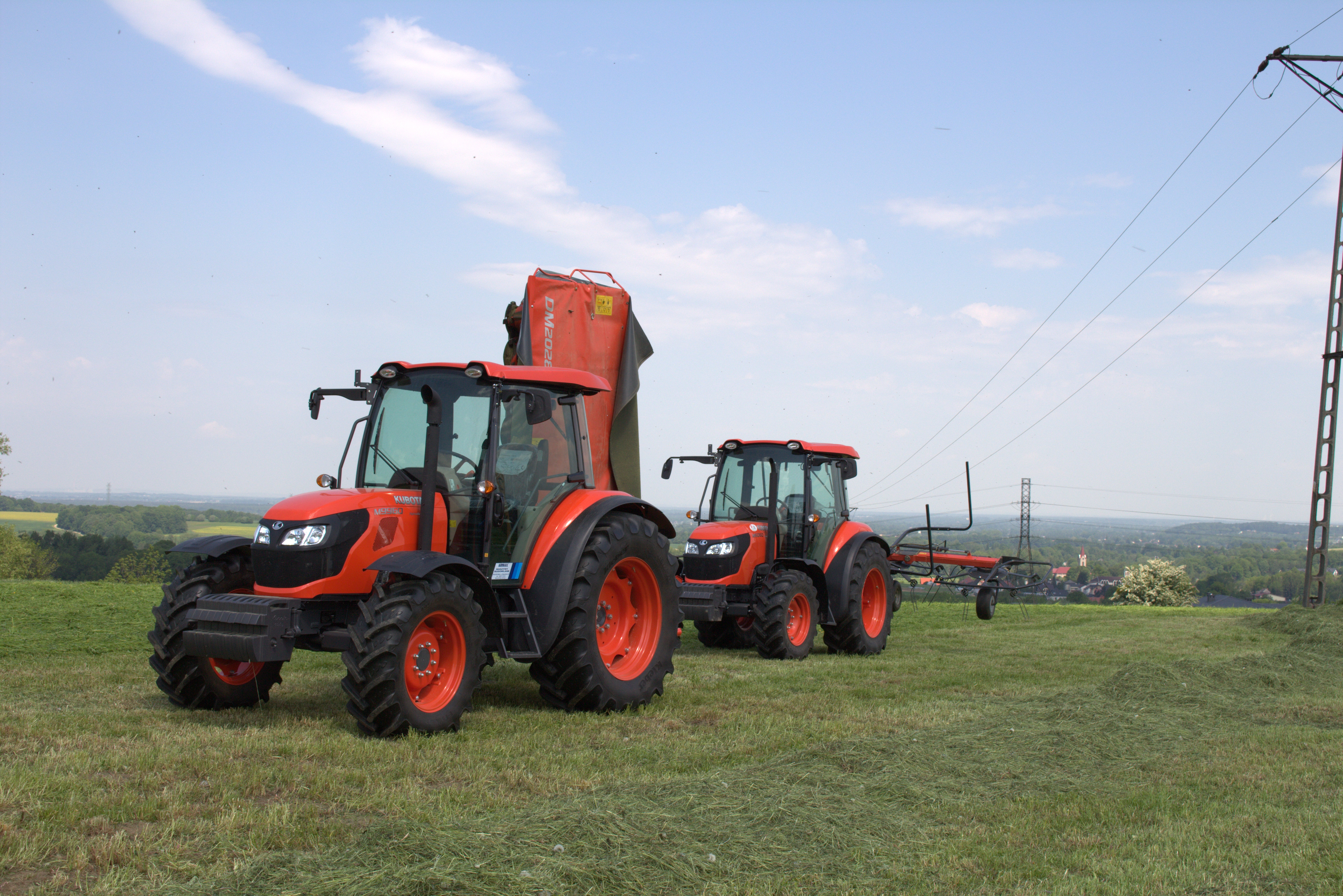 Kubota Tractor Show ponownie zagości na łąkach