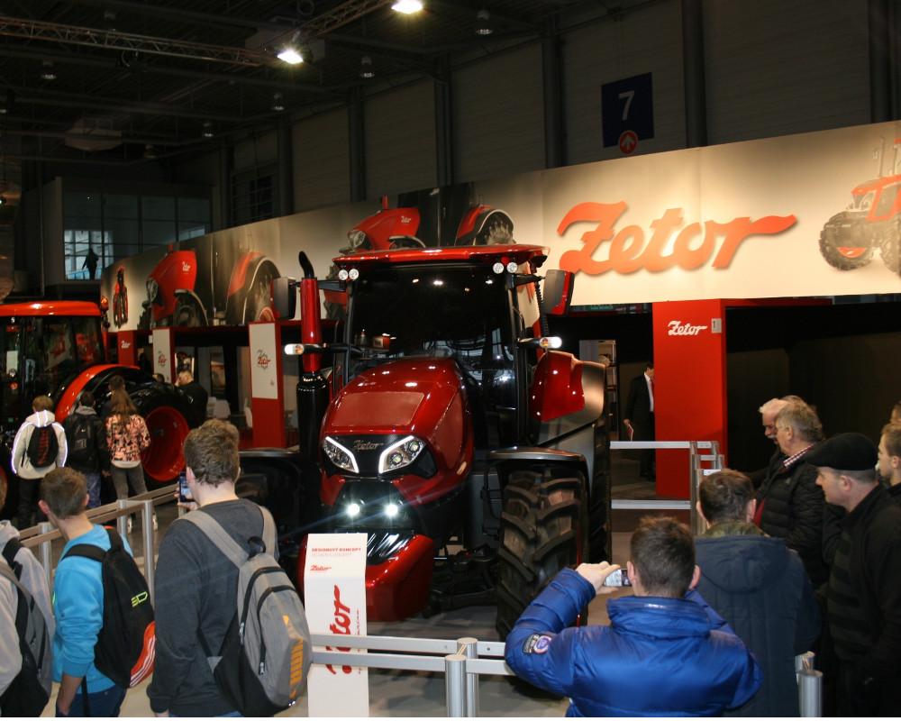 ZETOR by Pininfarina świętowała swoją premierę na polskim rynku