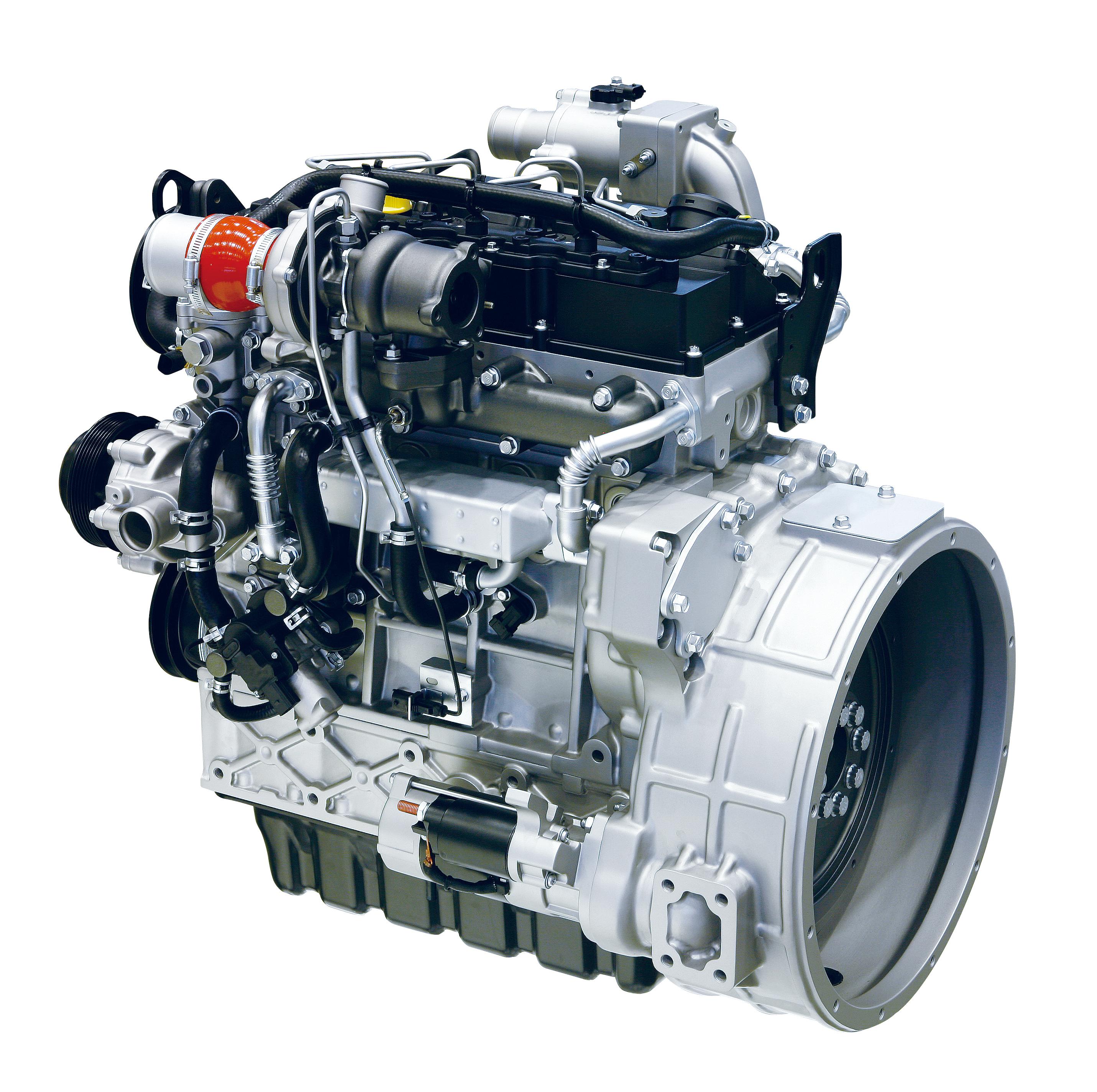 Nowe kompaktowe silniki Bobcat na rynek europejski