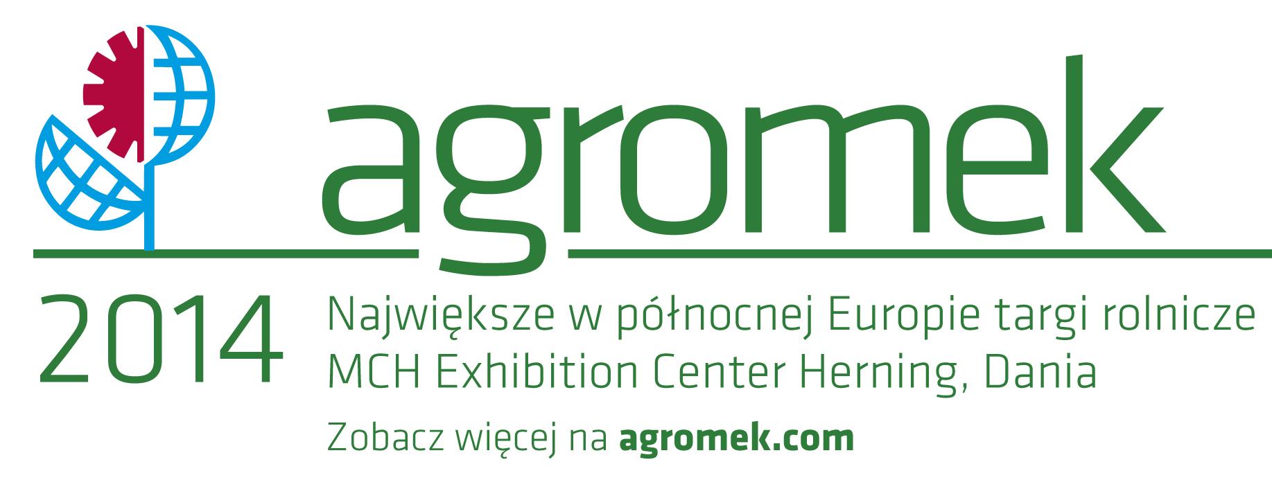 Agromek 2014 – największa połączona wystawa rolnicza w północnej Europie