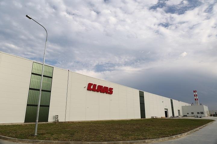 CLAAS stawia na modernizację rosyjskiego rolnictwa