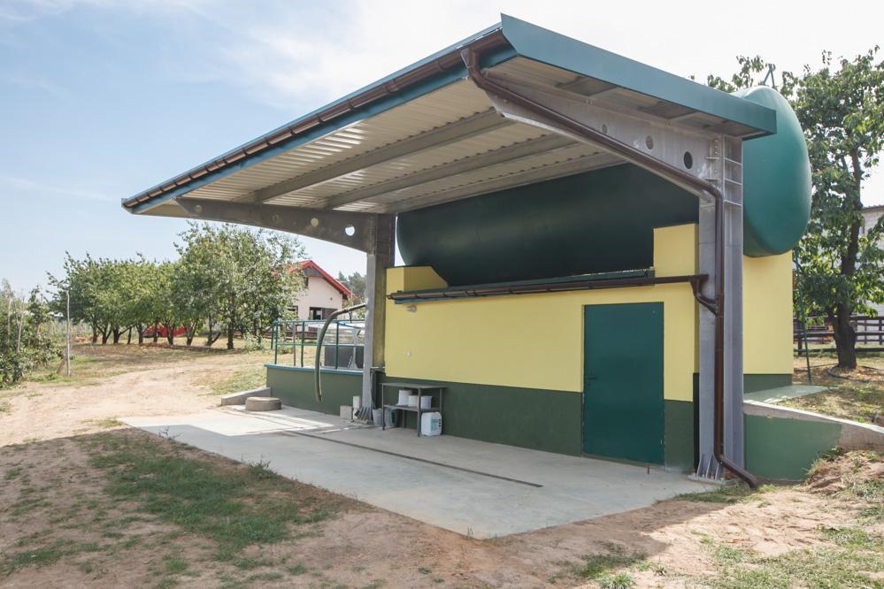 Projekt Interra Farm - bezpieczne gospodarstwo  i bezpieczna ochrona roślin
