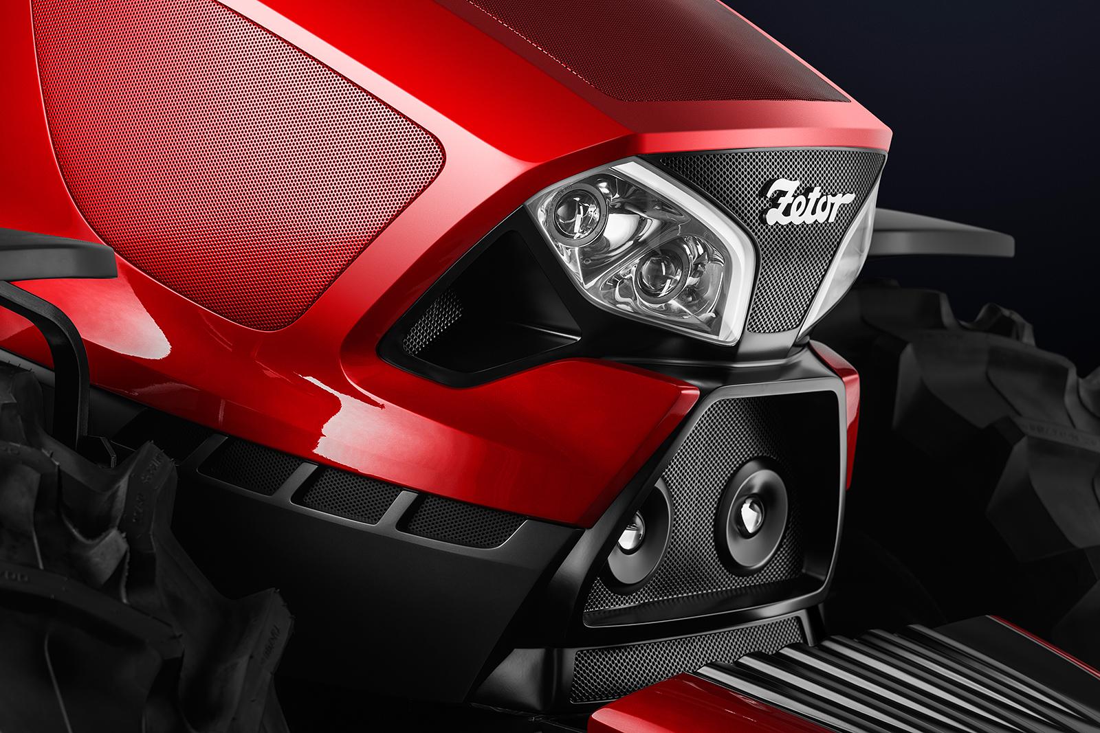 ZETOR by Pininfarina zostanie zaprezentowany na wystawie Polagra Premiery