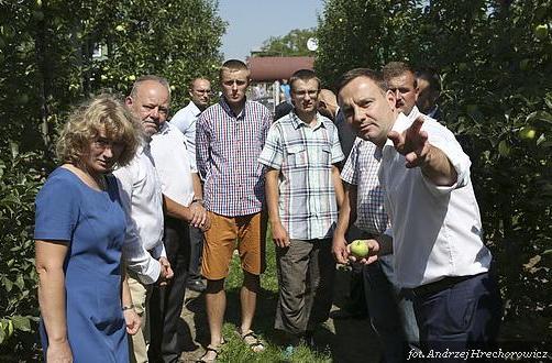 Andrzej Duda orędownikiem polskiej wsi