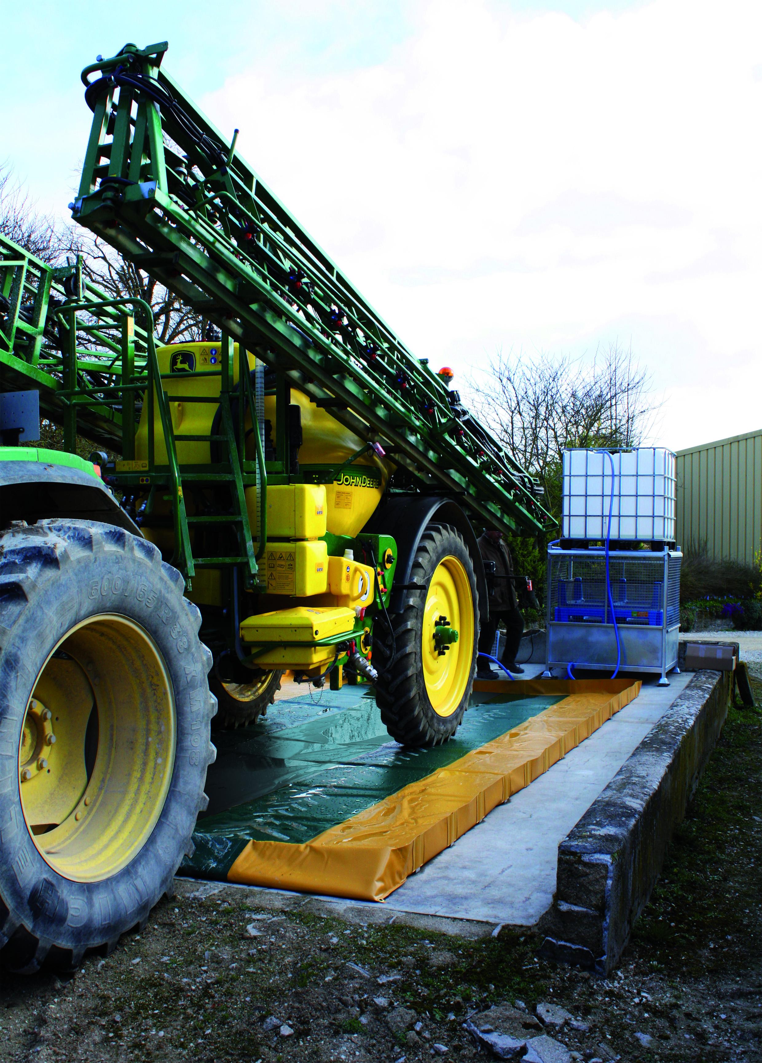 Bezpieczna praca w rolnictwie-środki ochrony indywidualnej