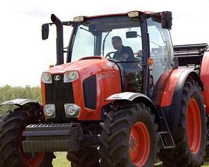 Kubota Tractor Show na mecie
