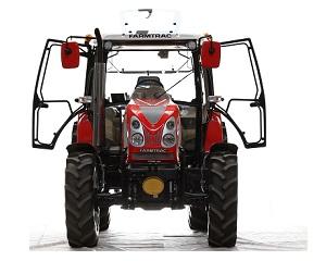 HIT TARGOWY dla ciągnika rolniczego Farmtrac 675 DTN KING