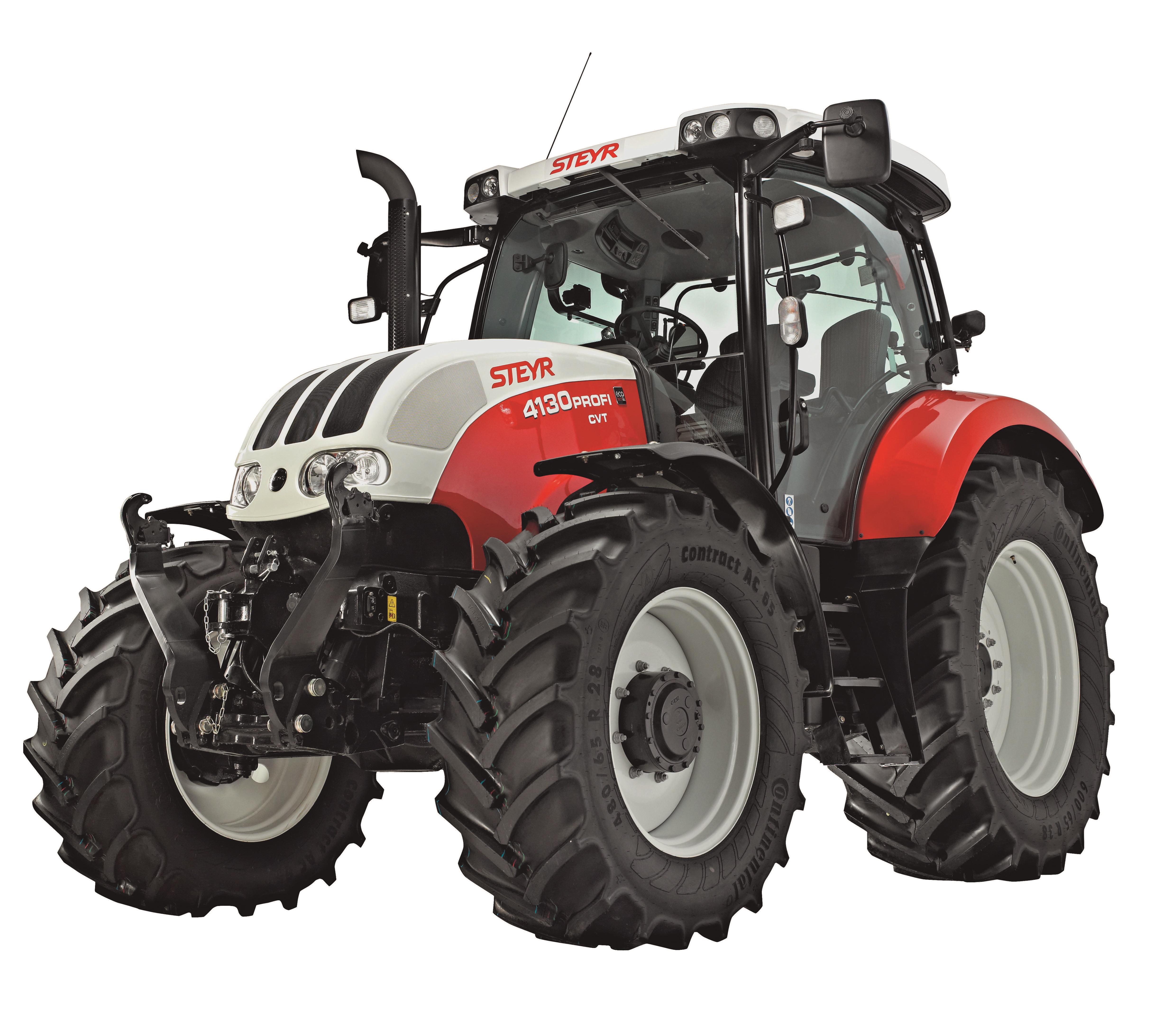 Steyr nowości na Agro Show 2014!