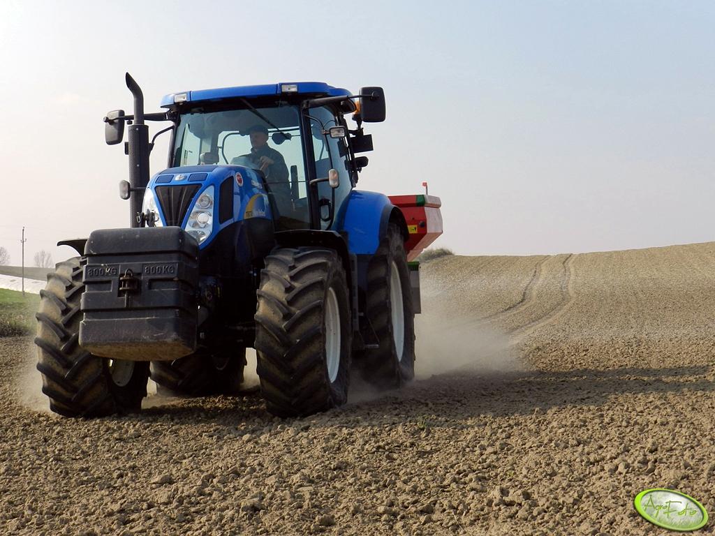 Nowe ciągniki rolnicze – w marcu na rynku pozytywnie