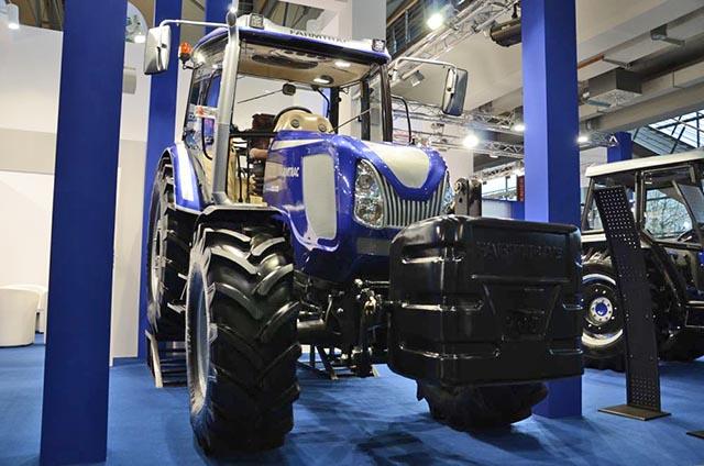 Indyjska produkcja ciągników Heritage w Polsce!