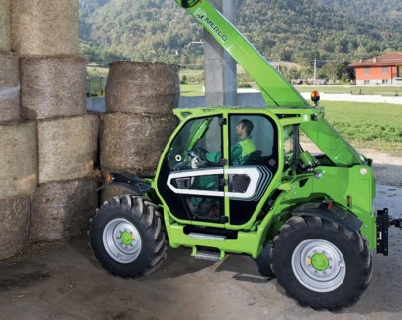 Nowa gama Merlo Turbofarmer już w sprzedaży