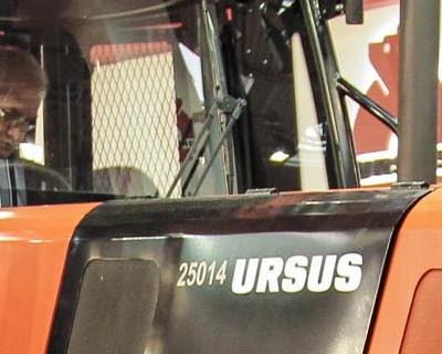 URSUS wystawcą na targach rolniczych w Hanowerze
