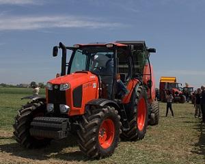 Kubota Tractor Show na pierwszym przystanku