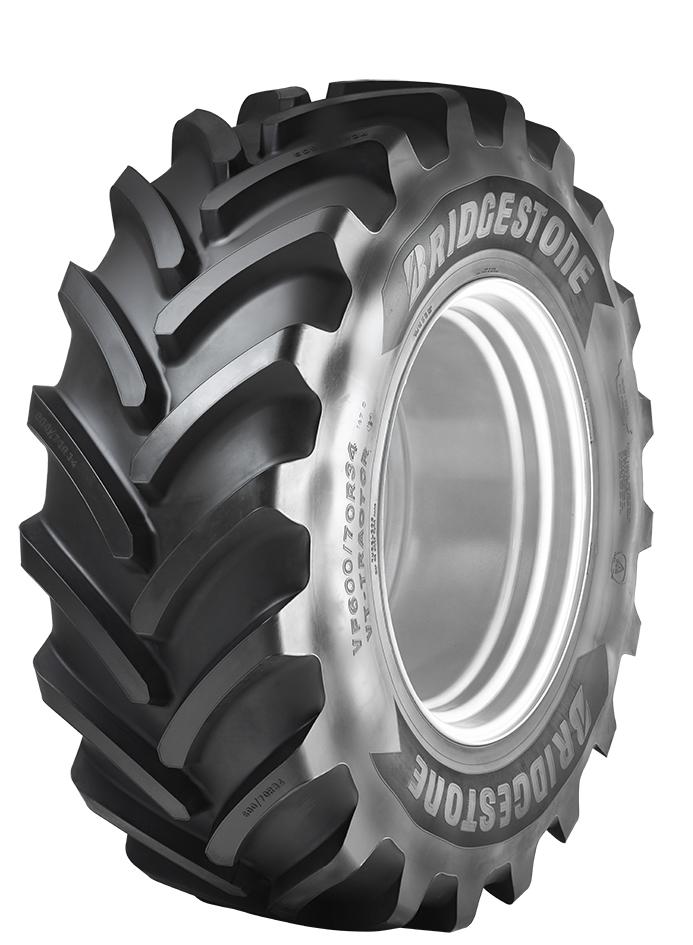 Bridgestone wchodzi na rynek opon rolniczych klasy premium