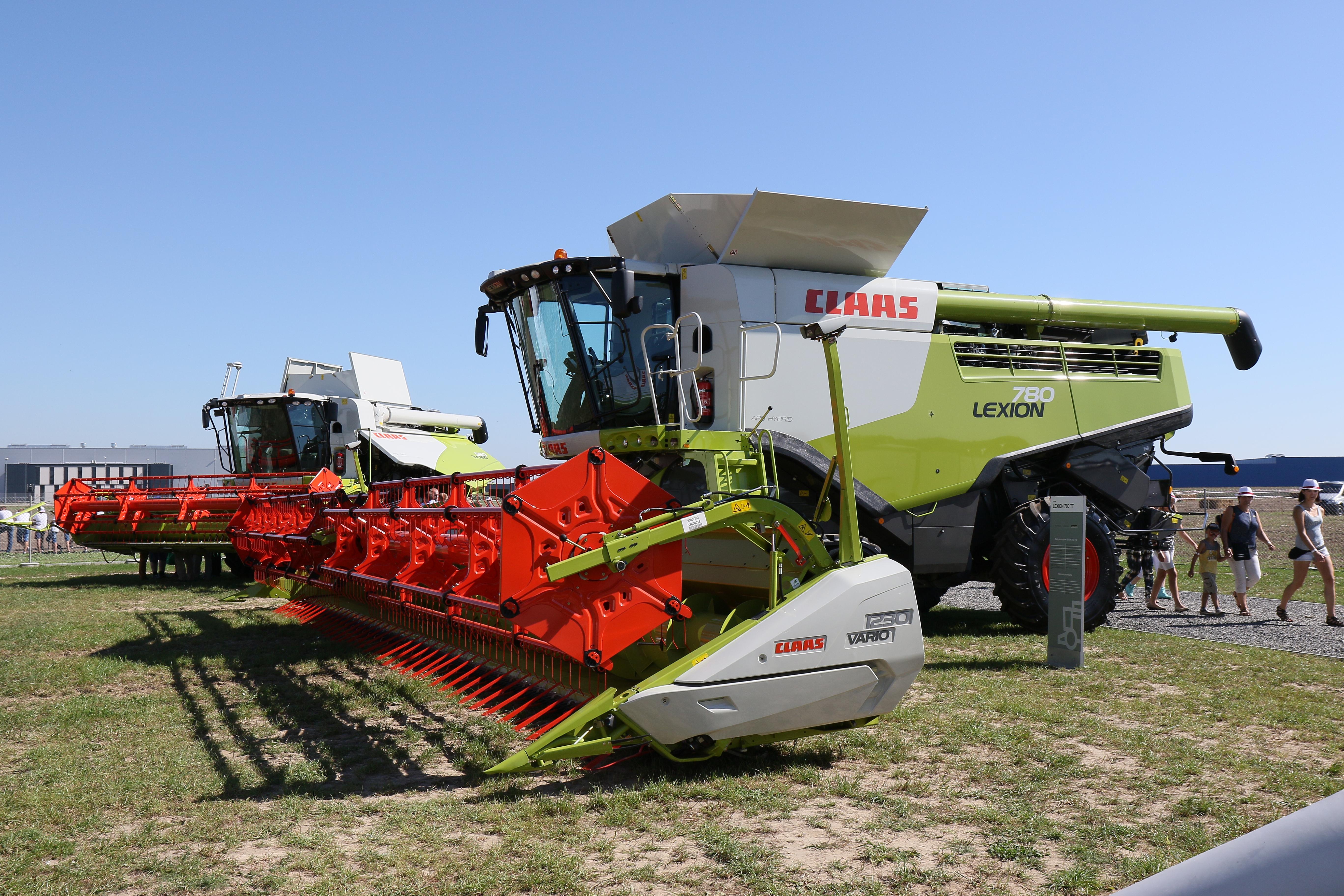 Dożynki CLAAS: nowoczesne maszyny na nowy sezon