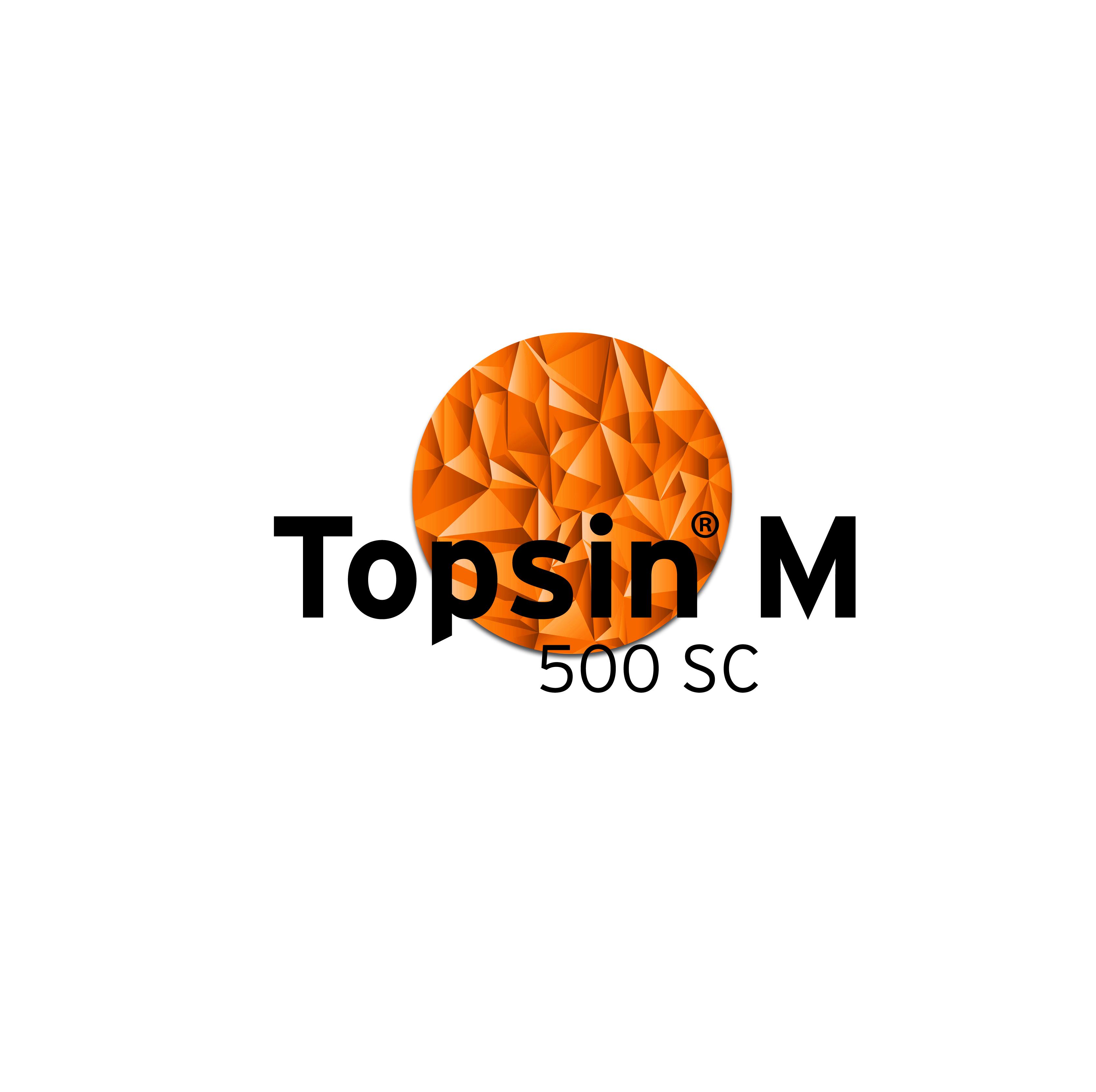 Topsin M 500 SC – uniwersalny i wszechstronny