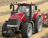 Case IH CVX Demo Tour 2015