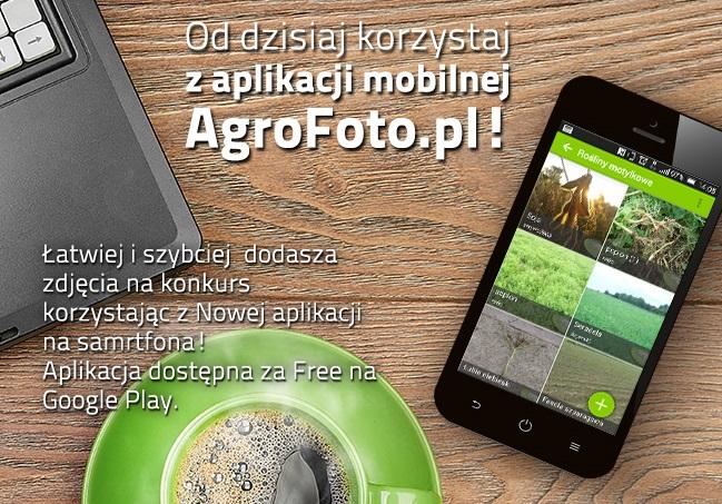 Aplikacja Mobilna AgroFoto!