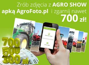 Laureaci Konkursu Fotograficznego - AgroShow 2015!