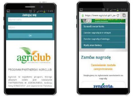 Program partnerski Agricub dostępny w wersji mobilnej