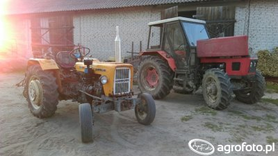 Zetor 6245 & Ursus C330M