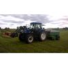 New Holland TD80D & Sipma Farma II