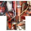 Podgrzewacz cieczy silnika MTZ