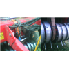 Prostowanie ośki motowideł w prasie Metal-Fach