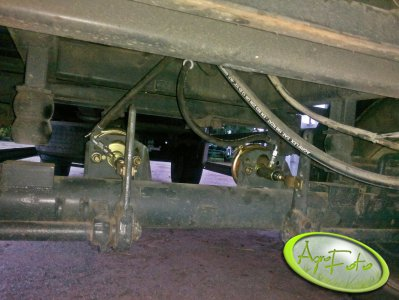 instalacja hydrauliczno-pneumatyczna