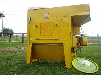 Mieszalnik 500 kg + śrutownik Cramer