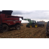 Case 5130 & John Deere 6430 WPADKA