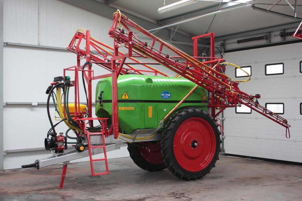 Allegro maszyny rolnicze opryskiwacze