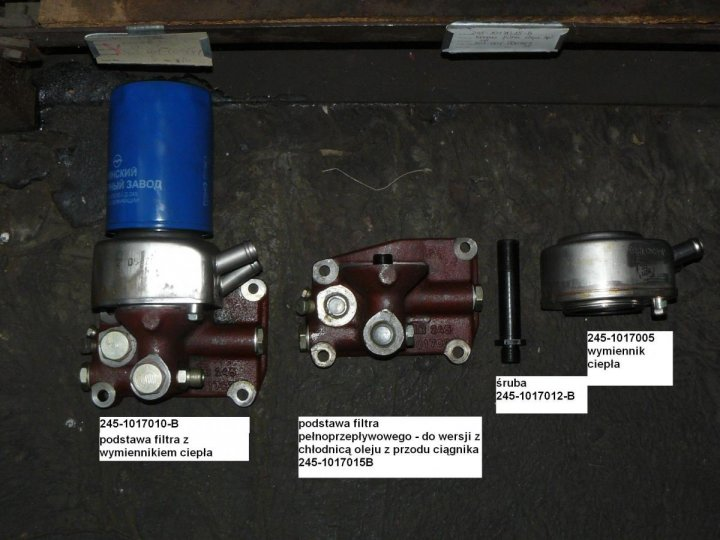 P1250183 porĂlwnanie filtrĂlw oleju peĹ'noprzepĹ'ywowych.JPG