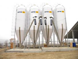Zuptor wzmacnia swoją pozycję na rynku silosów